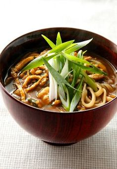 JAPANESE HOME COOKING: Curry udon noodles - AJW by The Asahi Shimbun