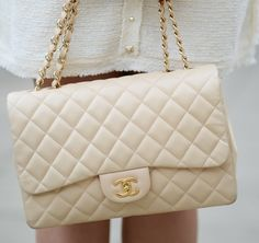 there's nothing I love more than the traditional quilted Chanel.