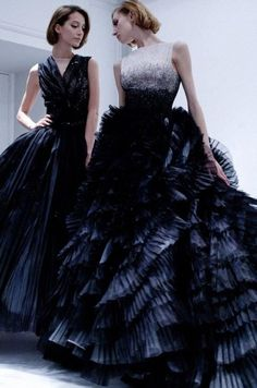 Fuck Yeah Fashion Couture | Backstge Dior Haute Couture SS 2012