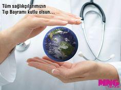 Tüm sağlıkçılarımızın 14 Mart Tıp Bayramı'nı kutlarız… #mngturizm #14mart #tıpbayramı