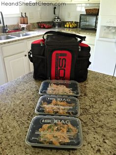 2e58d674f8 Food Prep - Eat Clean Meal Management. Meal Prep BagBest Meal PrepLunch ...