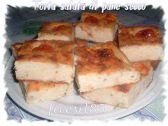 Golosona: Torta salata di pane secco