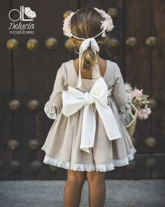New Baby Fashion Design Little Girls Ideas Little Girl Dresses, Girls Dresses, Flower Girl Dresses, Wedding With Kids, Bridesmaid Dresses, Wedding Dresses, Bridesmaids, Kind Mode, Baby Dress