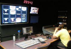 James Jackson mans the control room. My Dream Home, Jackson, Tv, Room, House, My Dream House, Haus, Rooms, Houses