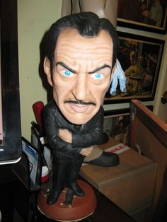 "Rare Esco Like ""Vincent Price"" House on Haunted Hill Horror Statue!!!!!"