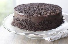 Torta Panqueque chocolate   En mi cocina hoy