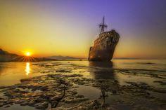 Las Mejores Fotografías del Mundo: Barcos Abandonados
