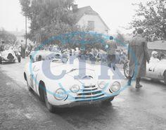 Skoda racing car of 1952 ...