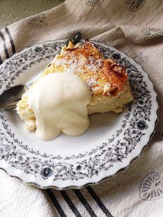 Lemon and Ricotta Cheesecake | www.marleyandlockyer.com