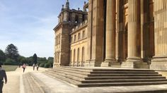 Discover Blenheim Palace on a Pedal England Cycle Tour