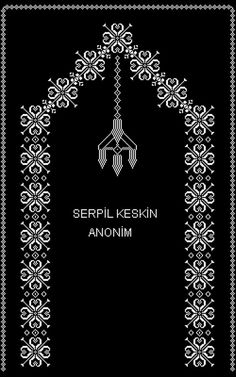 Hand Embroidery Designs, Embroidery Patterns, Prayer Rug, Punch Needle, Needlework, Diy And Crafts, Prayers, Cross Stitch, Antiques
