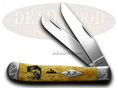 CASE-XX-Antique-Bone-Bass-Trapper-1-100-Pocket-Knives