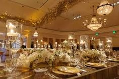 Image result for gold and white decor