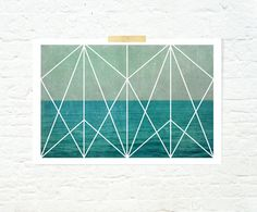 Si te gustan los cuadros geométricos seguro que te gusta Jane Rovers, y por eso vamos a hablarte hoy sobre su obra para que puedas dar un toque muy especial a tu habitación sin tener que gastar mucho dinero, ya que sus creaciones son bastante asequibles.