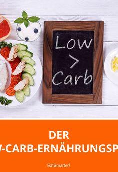 Der Low-Carb-Ernährungsplan   eatsmarter.de