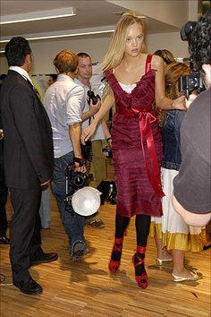 @ Dolce & Gabbana, SS 2006
