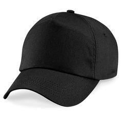 BC010 Beechfield Original 5 Panel Cap A classic cotton 5 panel cap. - 100% cotton twill - Junior sizes available - Rip strip size adjuster - 67g - Price from £1.42