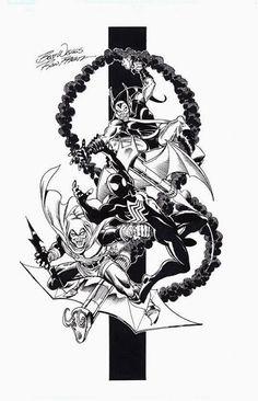 Marvel Comics of the 1980s: Spider-Man vs. The Green Goblin and The Hobgoblin!