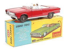 Mettoy Corgi Toys No.246 Chrysler Imperial 1965-68