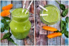 smoothie 7 (výběr) Cantaloupe, Smoothie, Fruit, Blog, Smoothies, Blogging