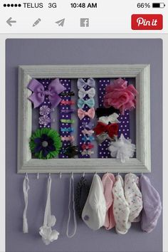 Old pic Frame :) For a Baby Girl :D
