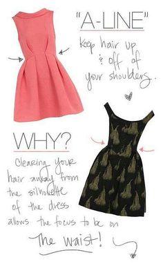 A - line dresses