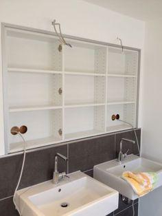 Die besten 25 alibert spiegelschrank ideen auf pinterest spiegelschrank bad badezimmer - Spiegelschrank kleines bad ...