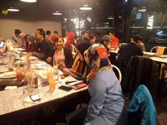 Serunya Menghadiri Kopdar My JNE Bersama Blogger Bandung