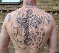 Checking the Various Celtic Tattoo Designs: Tribal Celtic Cross Design Ideas For Men On Back ~ Tattoo Design Inspiration Faith Cross Tattoos, Cool Cross Tattoos, Tribal Cross Tattoos, Celtic Cross Tattoos, Cross Tattoo For Men, Cross Tattoo Designs, Best Tattoo Designs, Mädchen Tattoo, Tattoo Son