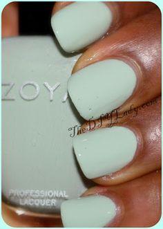 @Zoya Zinger Nail Polish Neely