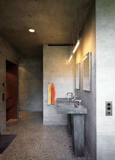 Visions of an Industrial Age // Peter Zumthor, Haldenstein Peter Zumthor, Romantic Home Decor, French Home Decor, Vintage Home Decor, Swiss Architecture, Interior Architecture, Ancient Architecture, Sustainable Architecture, Landscape Architecture