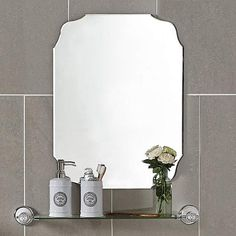 Find the perfect wall hanging mirror to complement new or existing decor. Choose from a wide range of wall mirrors such as round mirrors, vintage mirrors and beautiful bevelled mirrors all available online from Dunelm. Kids Mirrors, Bathroom Mirrors, Bathroom Ideas, Bathroom Inspiration, Small Bathroom, Interior Inspiration, Modern Bathroom, Interior Ideas, Interior Design