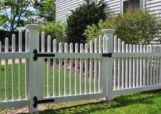 Printable Fence Template Arrow Style Picket Fence