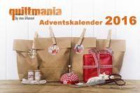 quiltmania Adventskalender 195€