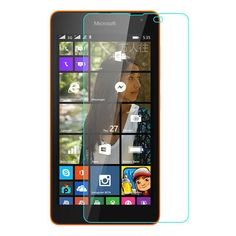 Tempered Glass For Nokia Lumia 640 640XL 530 532 535 550 630 650 730 820 920 950 Screen Protector Fundas Clear Toughened Film