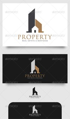 Property Logo - GraphicRiver Item for Sale