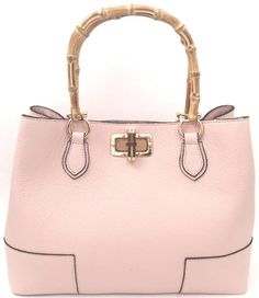 Have you ever fallen in love with a bag? You'll fall in love with this – Stephanie pink handbag. A sweet bag sure to brighten up your winter wardrobe. Big, adorable, beautiful – it's just divine!