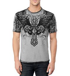 Men's Short Sleeve T-Shirts | Affliction Clothing