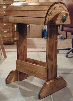 Resultado de imagen para banco para silla de montar