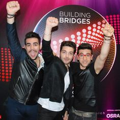 Il Volo at Eurovision