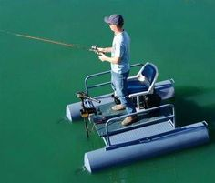 2014 RC 6FT 1Person Fishing Pontoon