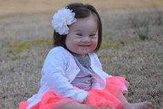 """""""We didn't know anyone with Down's syndrome. We had no idea what to expect"""""""