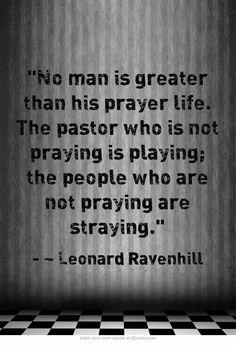 "Leonard Ravenhill, ""Why Revival Tarries"""