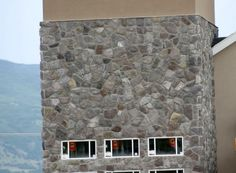 Fieldstone - Grey Weber Split Stone Gallery, Manufactured Stone, Mountain, Grey, Gray, Mountaineering
