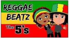 5 Times Tables Song (Reggae Beatz) Learn The Fun Way!