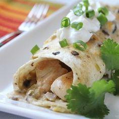Chicken Enchiladas II - Allrecipes.com