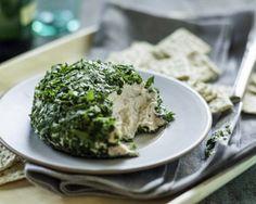 Smoked Salmon Cheese Balls Recipe | Salmon Recipes