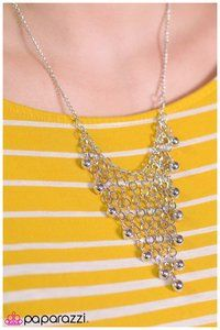 A Twinkle in Time, Silver Necklace, $5.00