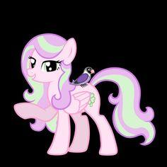 Clover Pony by ~Ribay4 on deviantART