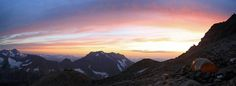 Sahale Glacier Camp, North Cascades National Park | by i8seattle